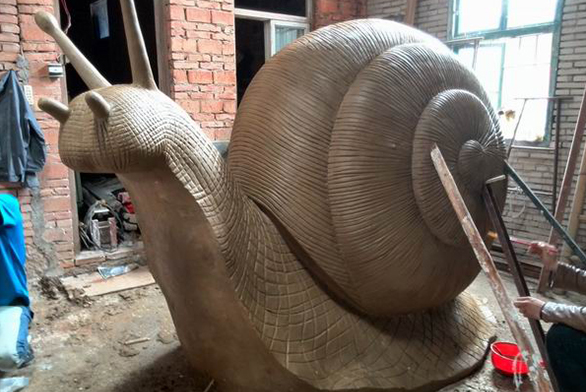 福州动物雕塑