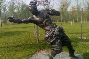福州铸铜雕塑