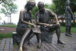 福建铸铜雕塑