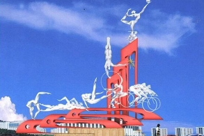 漳州不锈钢雕塑