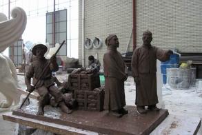 漳州人物雕塑