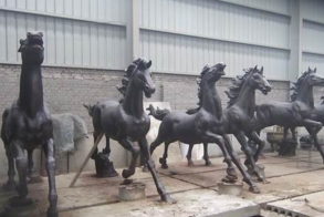 漳州铸铜雕塑制作
