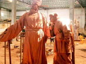 福州大型雕塑