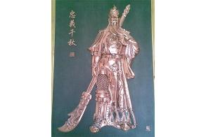呼和浩特铜雕