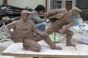 莆田校园雕塑