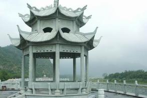 福州石亭雕塑