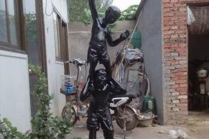 福州不锈钢雕塑公司